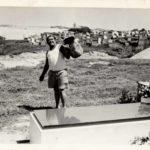 John working at the Eastern Suburbs Memorial Park near section RC29K (circa 1969-1972)